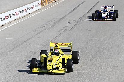 Patricio O'Ward terminó cuarto en Road America