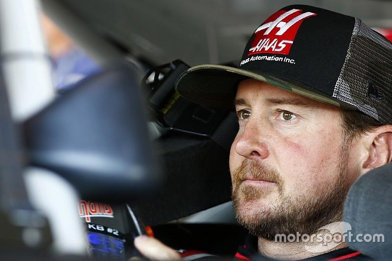 Kurt Busch planea correr junto a  Jorge Lorenzo