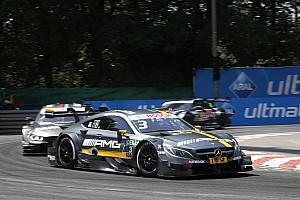 DTM Trainingsbericht DTM Norisring: Paul di Resta mit Bestzeit für Mercedes im 3. Training