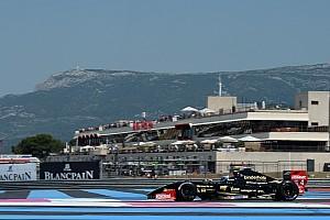 Formula V8 3.5 Reporte de calificación Roy Nissany conquista la pole para la segunda carrera