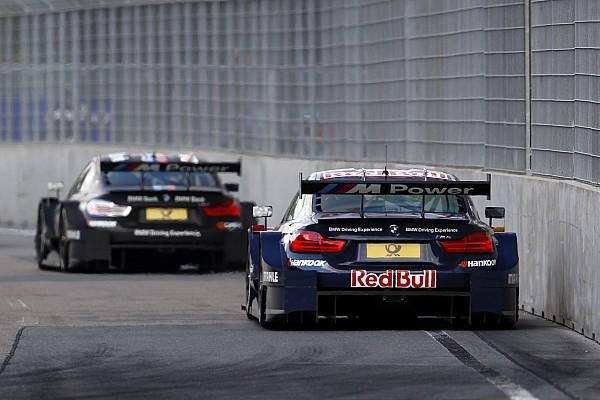 DTM-Gesamtwertung nach 8 von 18 Rennen