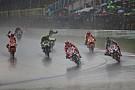 Fotogallery: l'incredibile diluvio di Assen della MotoGP