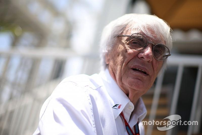 """Ecclestone: """"La F1 debería cambiar la manera de distribuir el dinero"""""""