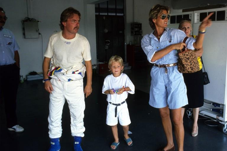 Apja-fia statisztikák a Forma-1-ben: Rosberg toronymagasan veri a bajnok apját