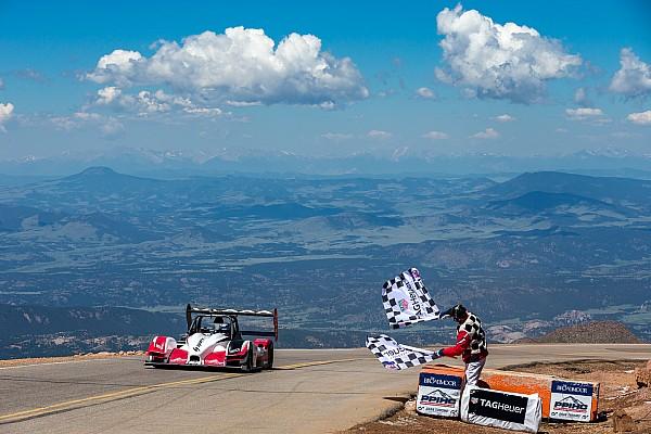 Le Mans galibi Dumas Pikes Peak'i de kazandı