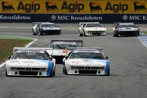 Lauda, Avusturya'da düzenlenecek BMW M1 Procar'ın yıldızı olacak