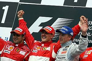 Formel 1 Fotostrecke Alle Formel-1-Sieger des Deutschland-Grand-Prix seit 2000