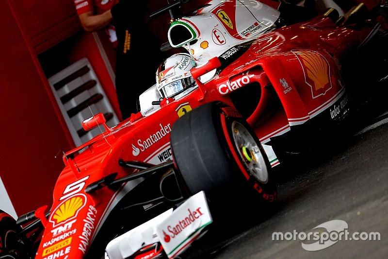 Vettel podría ser sancionado por sustituir caja de cambios