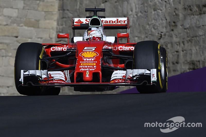 Ferrari: è ufficiale si sostituirà il cambio sulla SF16-H di Vettel