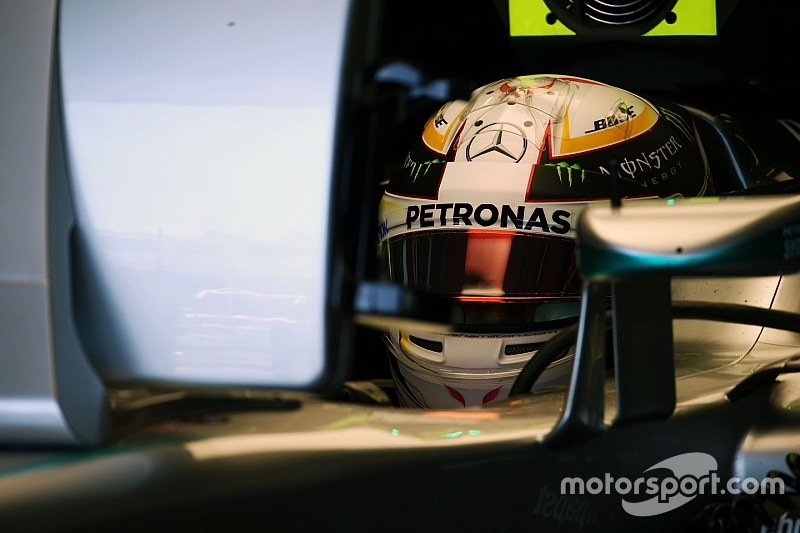 Hamilton resignado a penalizar por usar un nuevo motor