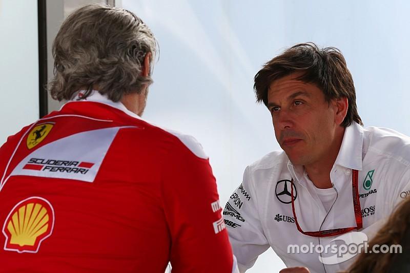 У Mercedes відкриті до перегляду системи призових в Ф1