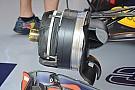 Breve análisis técnico: Red Bull RB12, diseño modular toma de frenos delantera