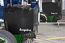Технічний брифінг: пластини заднього крила Williams FW38