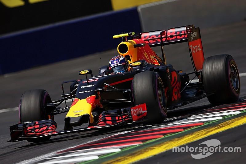 """Verstappen negende in Oostenrijkse kwalificatie: """"Dit is zwaar vertiefd"""""""