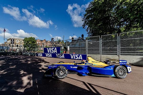 فورمولا إي فورمولا إي: بويمي يكمل لفة مثالية ليخطف قطب الانطلاق الأول في سباق لندن الثاني