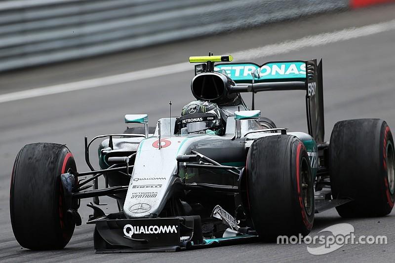 Rosberg 'under investigation' vanwege crash met Hamilton