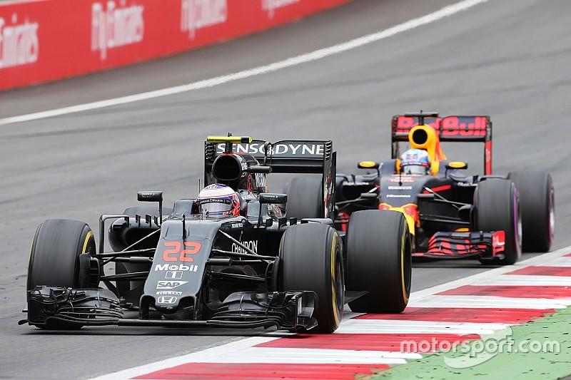 """Button: """"McLaren davanti a chi volevamo battere, sono contentissimo"""""""