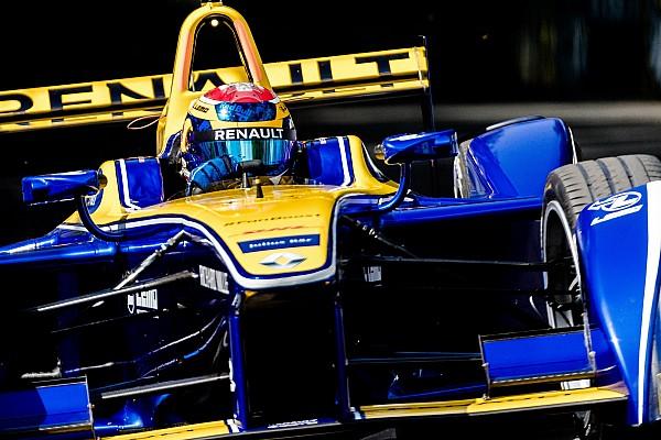 Sébastien Buemi es el segundo campeón de la Fórmula E