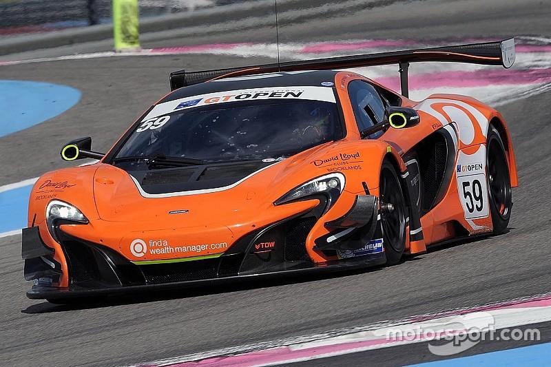 Derani estreia nas 24 Horas de Spa com McLaren e Bruno Senna