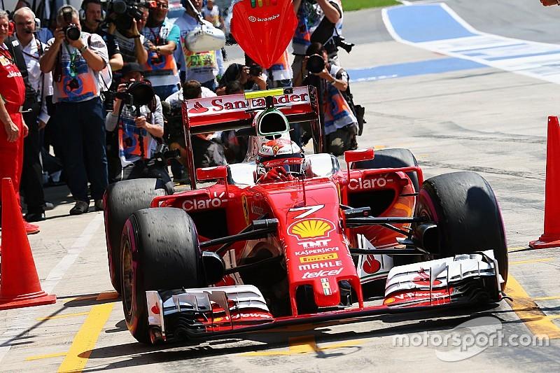 """Raikkonen: """"Se potessi, tornerei al vecchio disegno di Silverstone"""""""