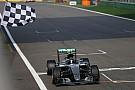 Die Rennsieger der Formel-1-Saison 2016