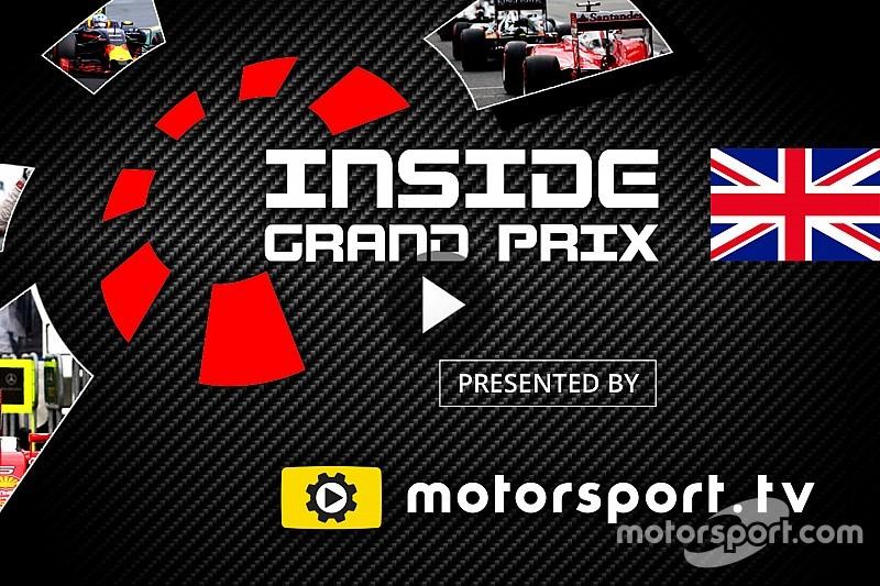 Журнал Inside Grand Prix: Сильверстоун