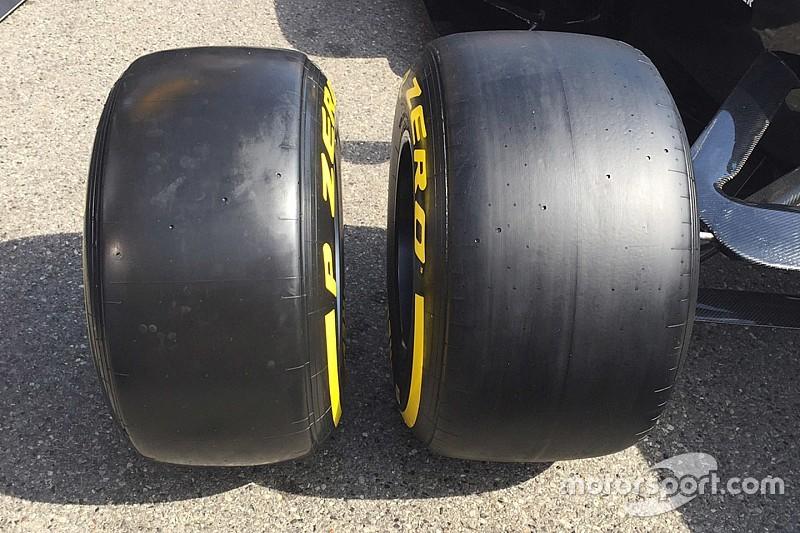Formel-1-Testkalender für 2017er Breitreifen von Pirelli steht