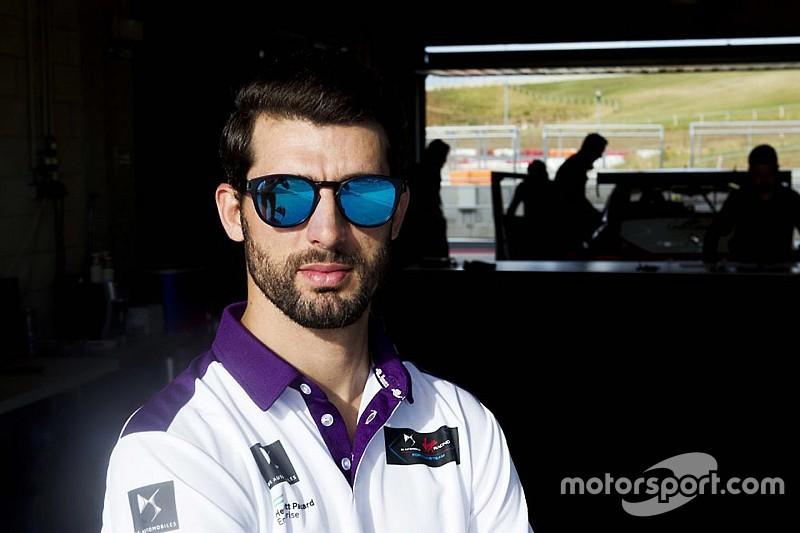 Tourenwagen-Weltmeister Jose Maria Lopez geht zurück in den Formelsport