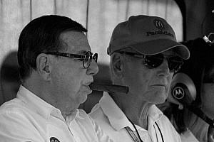 IndyCar Breaking news U.S. racing legend Carl Haas dies, aged 86