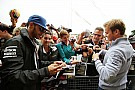 ¡A Mil Por Hora! Rosberg, Hamilton y Pitágora