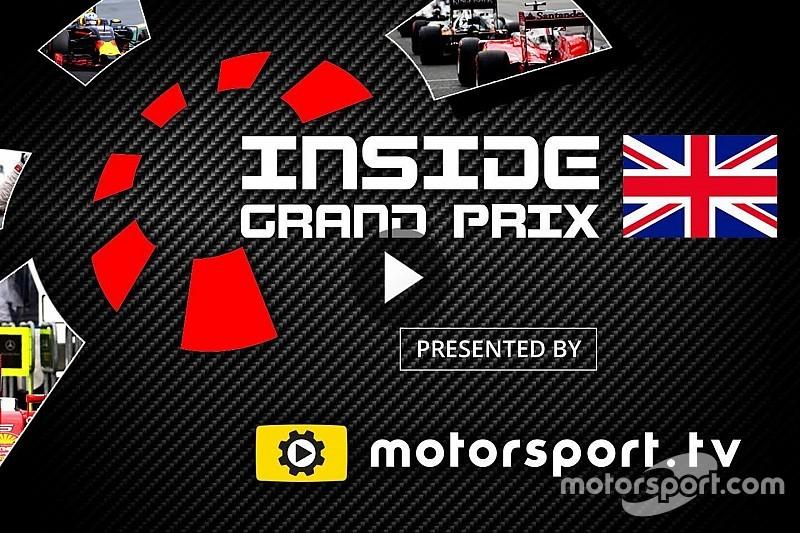 Inside Grand Prix-2016-F1英国大奖赛前瞻