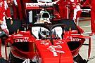Ferrari під час практики в Сільверстоуні вперше показала Halo 2