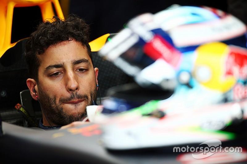 Ricciardo teme che la Mercedes si sia un po' nascosta oggi
