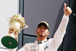 F1 Reporte de la carrera Hamilton domina en Silverstone y acaricia el liderato