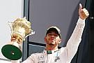 Hamilton domina en Silverstone y acaricia el liderato