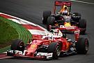 Vettel maakt zich geen zorgen over sterke opmars Red Bull Racing