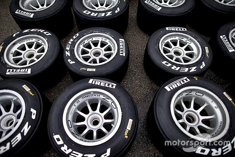 Pirelli объявила составы шин Гран При США