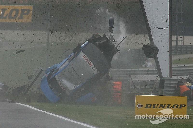 Video: Die 10 spektakulärsten Crashs der DTM seit 2000