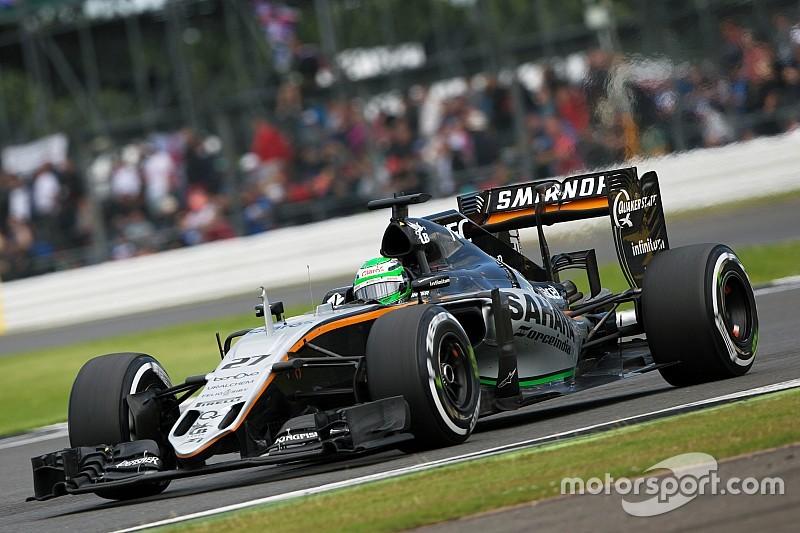 Force India tiene que exprimir su coche actual, dice Hulkenberg