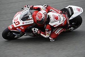 Moto2 Relato de classificação Nakagami supera Zarco no fim e é pole na Alemanha