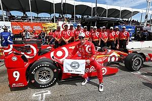 IndyCar Reporte de calificación Dixon obtiene la pole position en Toronto