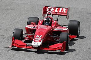 Indy Lights Gara Felix Rosenqvist domina Gara 1 a Toronto