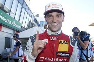 DTM 比赛报告 DTM赞德沃特R2:奥迪车手杰米·格林再添一胜,梅赛德斯饱受轮胎问题困扰