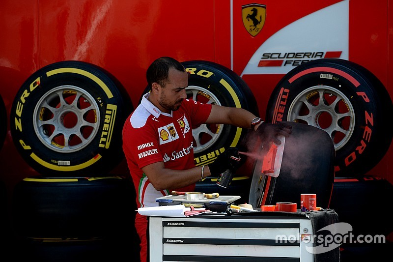 """ドイツGPタイヤ選択。フェラーリはやや攻撃的、フォースインディア""""超""""保守的"""