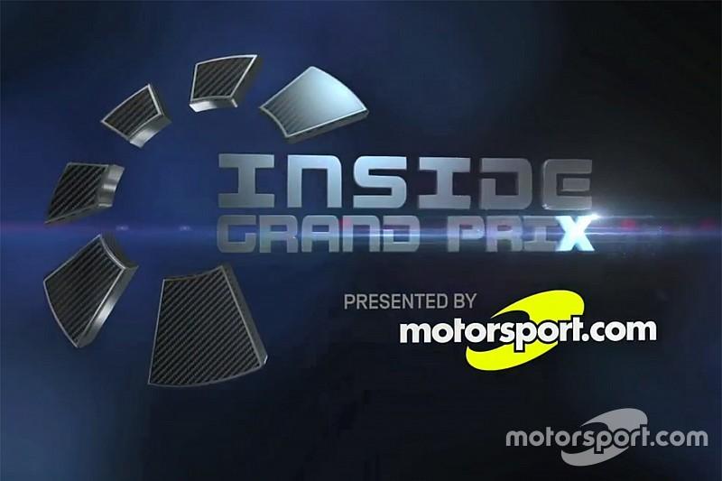 Журнал Inside Grand Prix – Гран Прі Угорщини