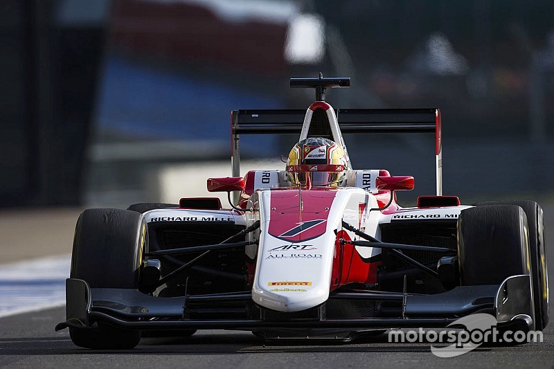¿Cómo un equipo de GP3 se parece a uno de F1?