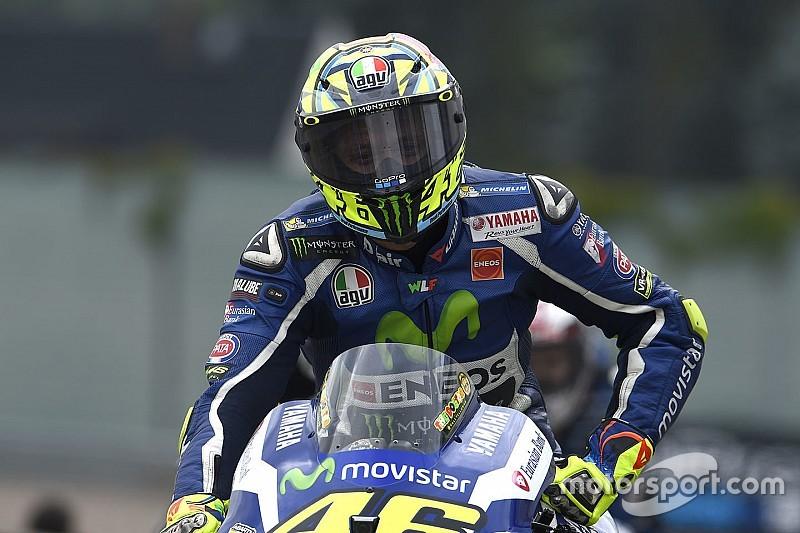 """Rossi: """"El Red Bull Ring es muy rápido, pero está bien"""""""