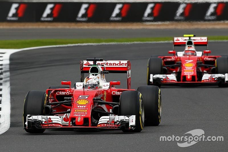 """""""Onder de streep is Ferrari nog niet snel genoeg"""", erkent Vettel"""