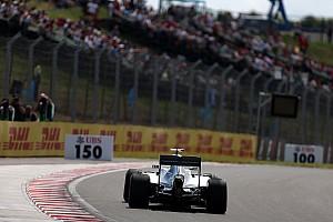 F1 Noticias de última hora Un accidente puso fin a los segundos libres de Hamilton