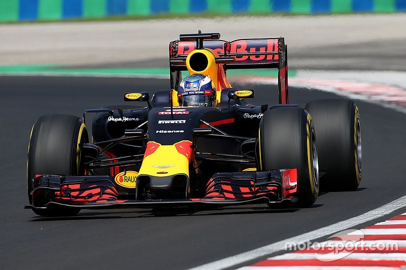 Daniel Ricciardo: Bei den Streckengrenzen heute schon für morgen geübt
